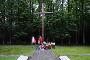Krzyż modlitewnej pamięci